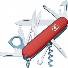 Victorinox Swiss Army 53791 Explorer Red, 91mm