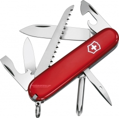 Victorinox Swiss Army 53831 Hiker Red, 91mm