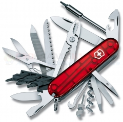 Victorinox Swiss Army 53938 Cybertool 41 Ruby, 91mm