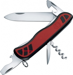 Victorinox Swiss Army 54835 Nomad Red Grip Handles