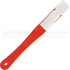 DMT D2F Dia-Sharp D2 Mini Diamond Hone, Red Fine