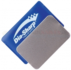 DMT D3C Dia-Sharp D3 Credit Card Size Diamond Sharpener, Blue Coarse Grit