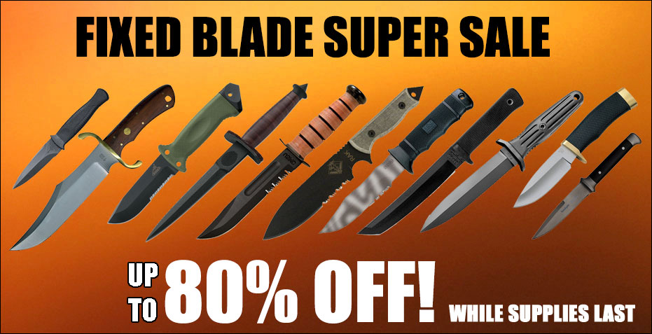 Knives And Outdoor Gear 10 000 In Stock Osograndeknives