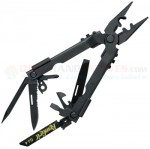 Gerber 30-000471 MP600 Multi-Plier DET, Black