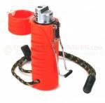 eGear W03-005 Windmill Trekker Lighter, Blaze Orange