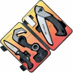 Meyerco Game Cleaning Set Kit (7-Piece Set with Plastic Case) MAGCSET