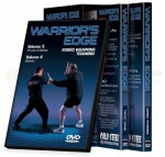 "Cold Steel DVD ""The Warrior's Edge"" DVD (Edged Weapons Training) DVD Collection (6 Volumes) VDWEP"
