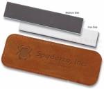Spyderco 303MF Doublestuff Pocket Stone Sharpener Medium & Fine Grit (1 x 5 Inch)